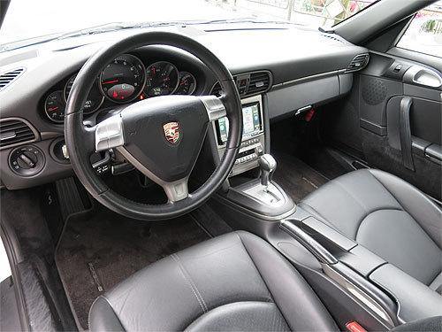 ☆2007年モデル ポルシェ 997 911 カレラ4 キャララホワイト ディーラー整備 売り切ります☆_画像8