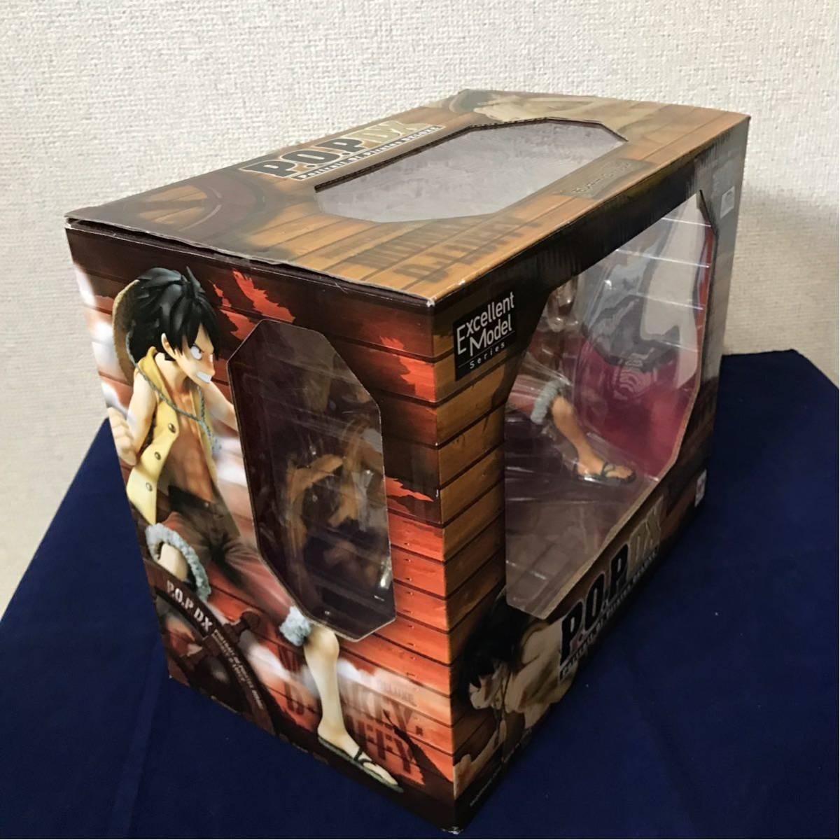 ワンピース POP DX フィギュア ルフィ エース 2体セット ONE PIECE _画像8