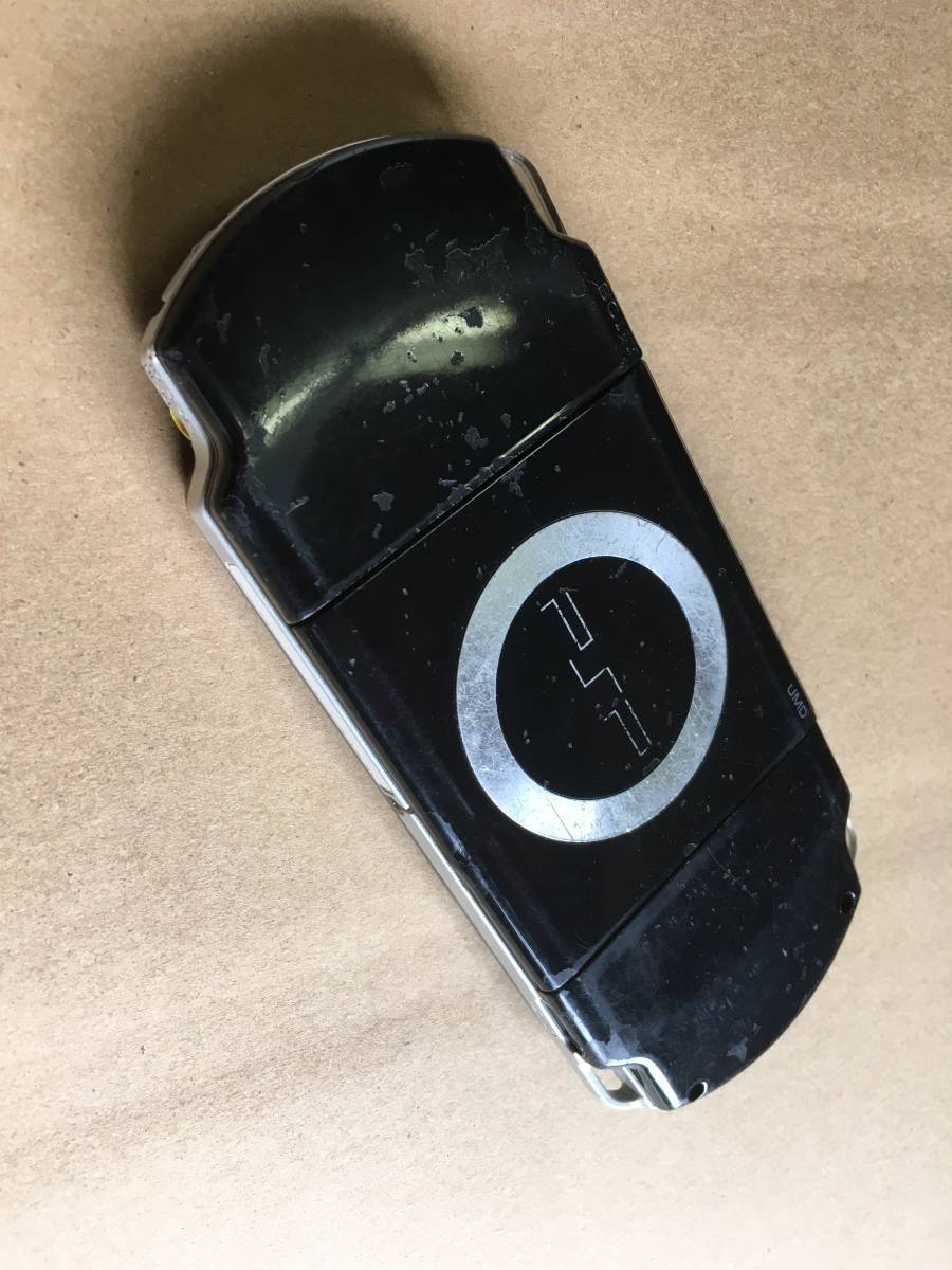 SONY PSP2000 動作未確認 ジャンク_画像2