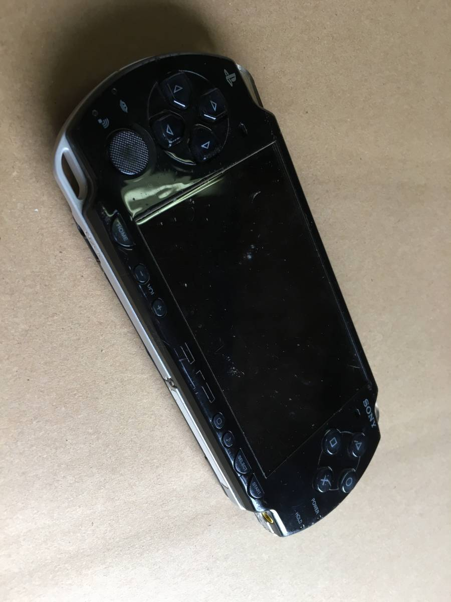 SONY PSP2000 動作未確認 ジャンク