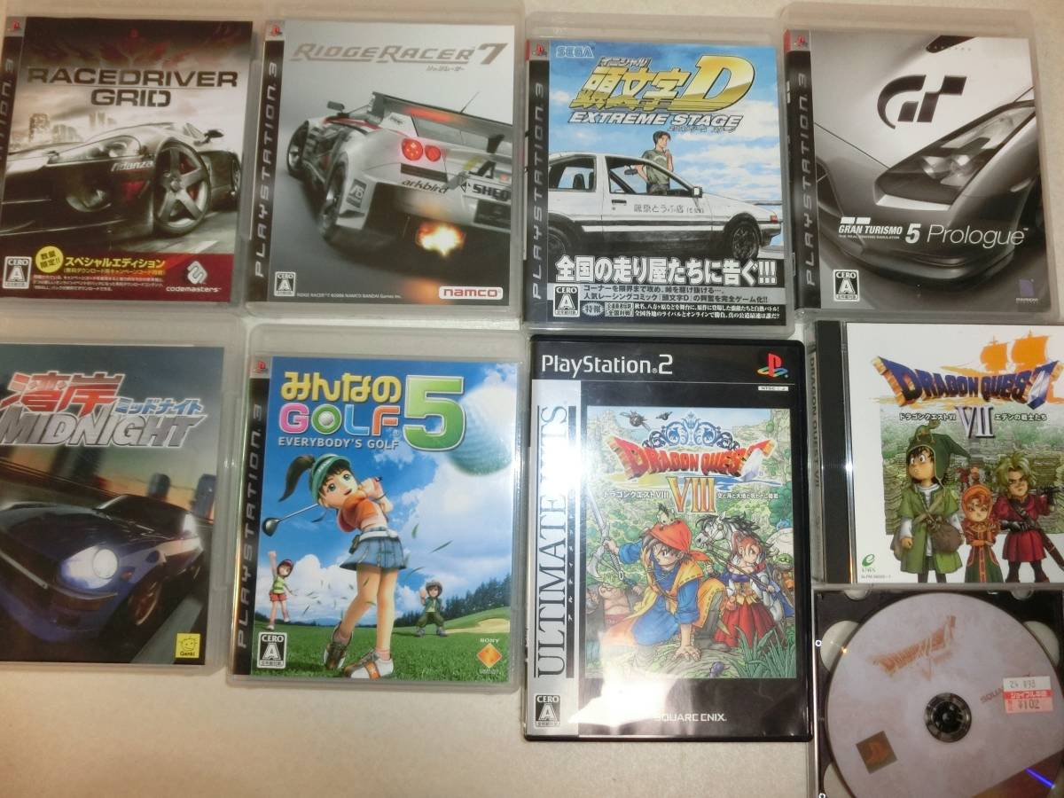 ジャンク 初期型PS3 プレイステーション3 プレステ 60GB CECHA00 ソフトおまけ_画像3