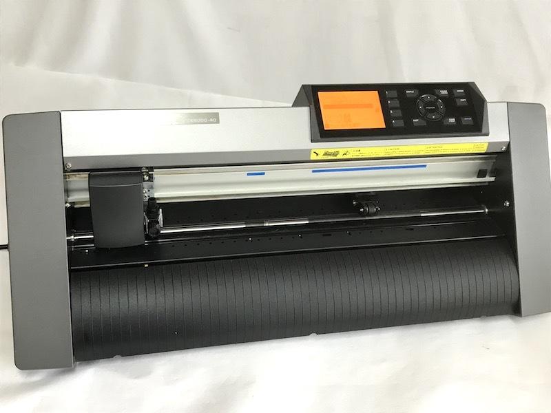 ①1円 GRAPHTEC CE-6000-40 カッティングプロッター b_画像2