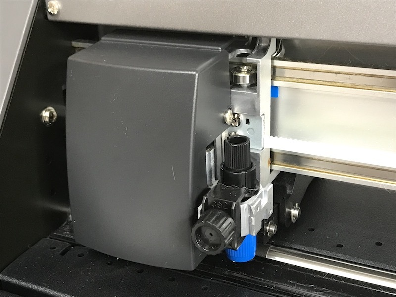 ①1円 GRAPHTEC CE-6000-40 カッティングプロッター b_画像5