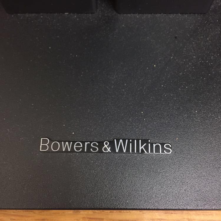 ☆Bowers&Wilkins B&W スピーカースタンド 2本セット_画像2