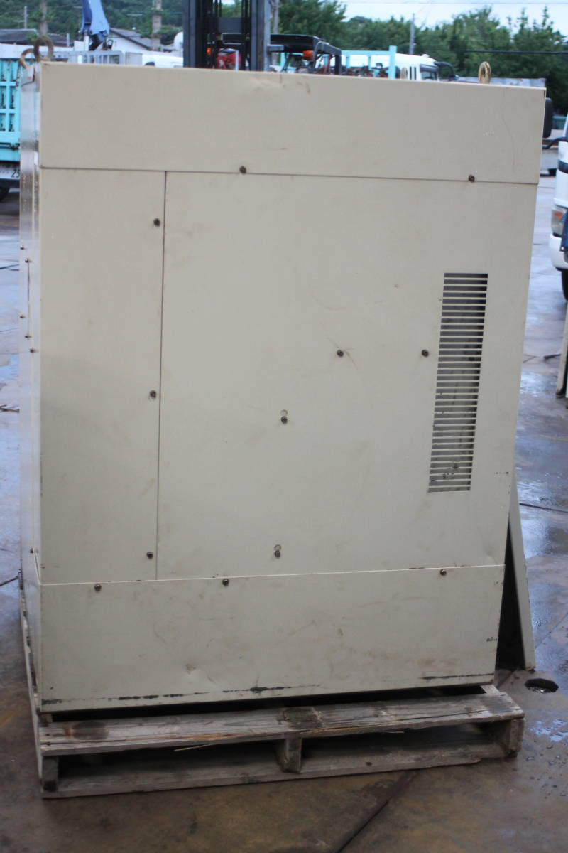 日立 PB-11M5 パッケージコンプレッサー パッケージコンプレッサー 動作品_画像8
