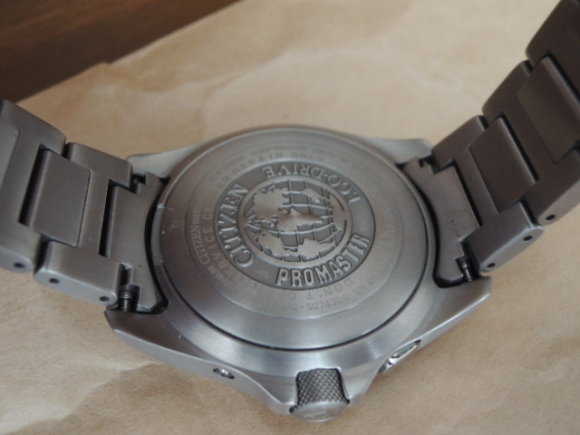 シチズン・プロマスター チタン PMD56-2952_画像3