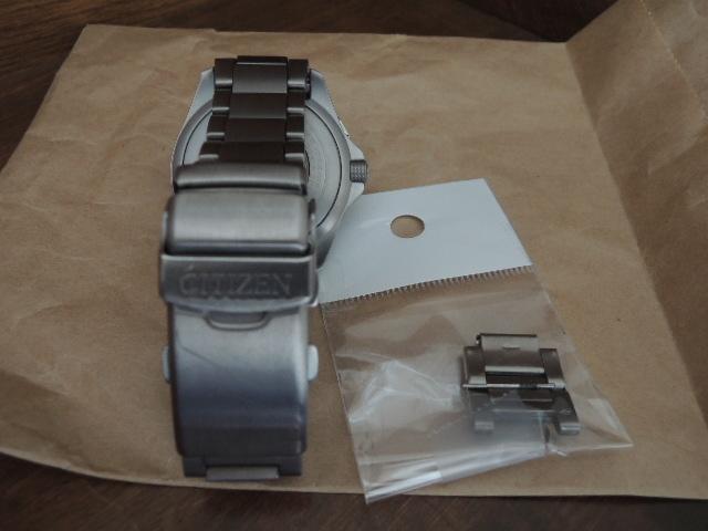 シチズン・プロマスター チタン PMD56-2952_画像5