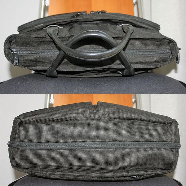 調整できるハンドルで肩掛け可能★TUMIトゥミ★「Style 22157」コンパニオントートバッグ★ビジネスブラック★とてもキレイな状態です♪_画像3