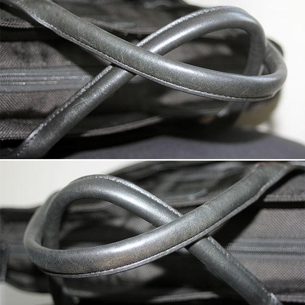 調整できるハンドルで肩掛け可能★TUMIトゥミ★「Style 22157」コンパニオントートバッグ★ビジネスブラック★とてもキレイな状態です♪_画像4
