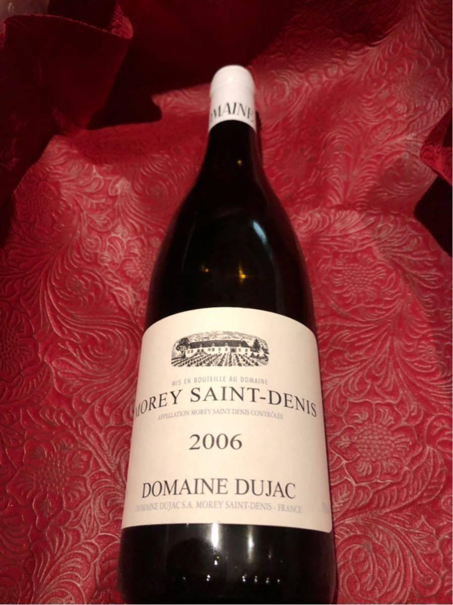 デュジャック dujac 2006 モレ サン ドニ ブラン 750ml 白ワイン_画像2