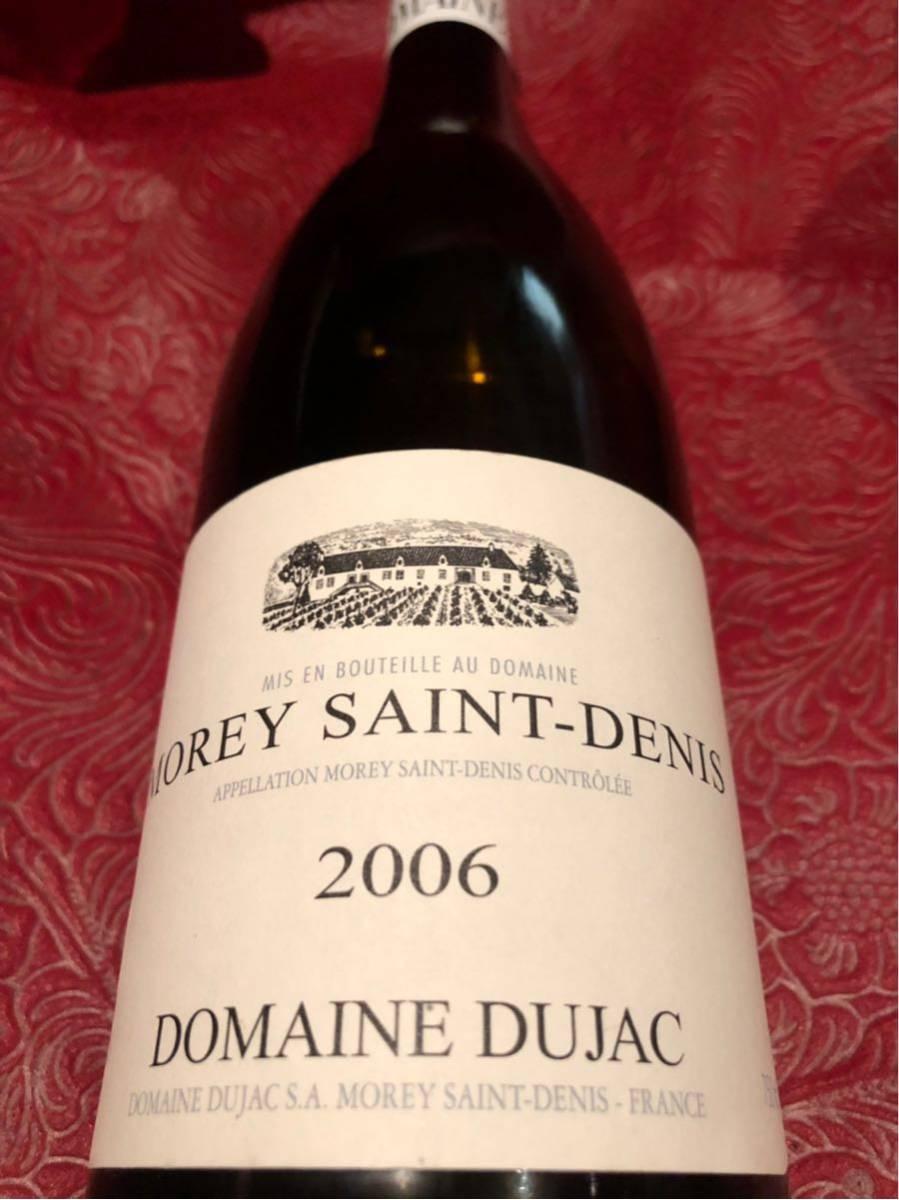 デュジャック dujac 2006 モレ サン ドニ ブラン 750ml 白ワイン