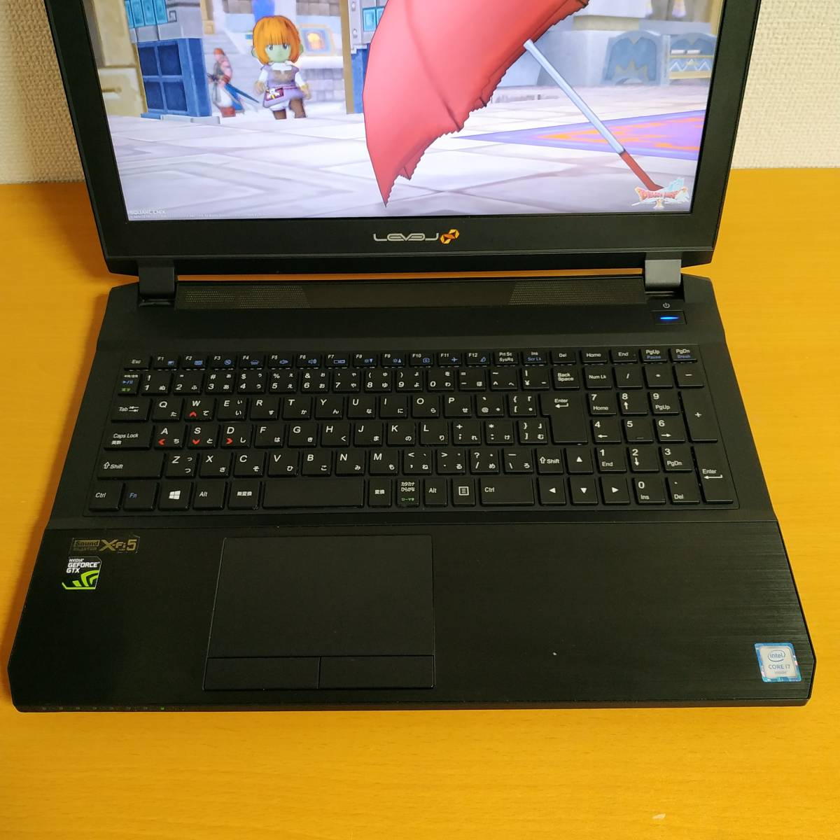 ★☆ゲーミングノートPC i7-6700HQ/GTX970M/新品SSD/FHD液晶 送料無料☆★_画像2