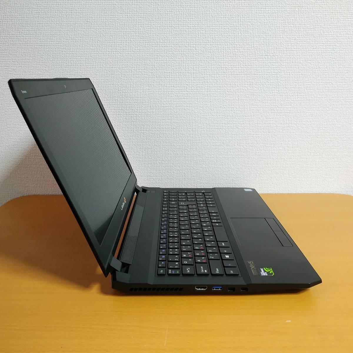 ★☆ゲーミングノートPC i7-6700HQ/GTX970M/新品SSD/FHD液晶 送料無料☆★_画像4