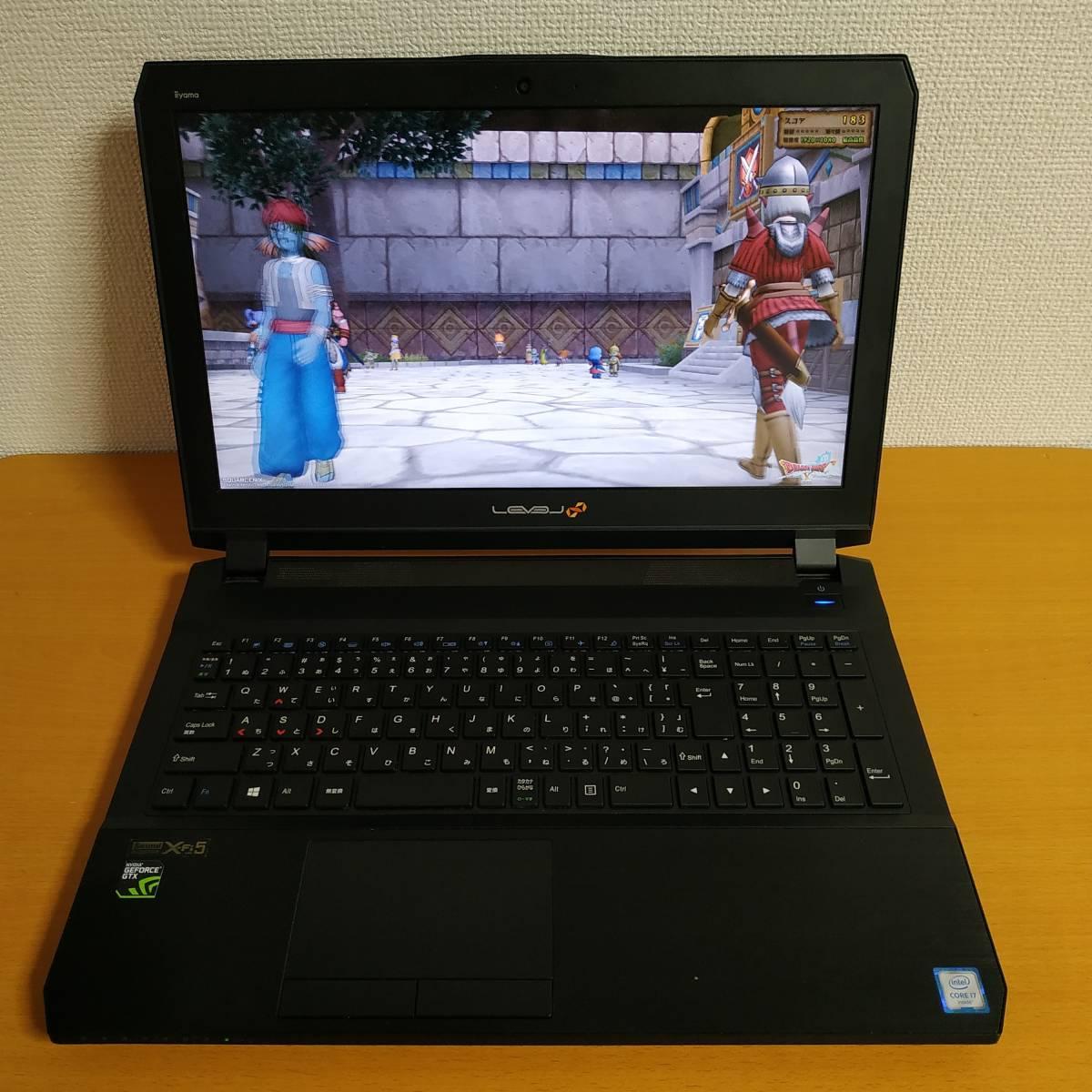 ★☆ゲーミングノートPC i7-6700HQ/GTX970M/新品SSD/FHD液晶 送料無料☆★