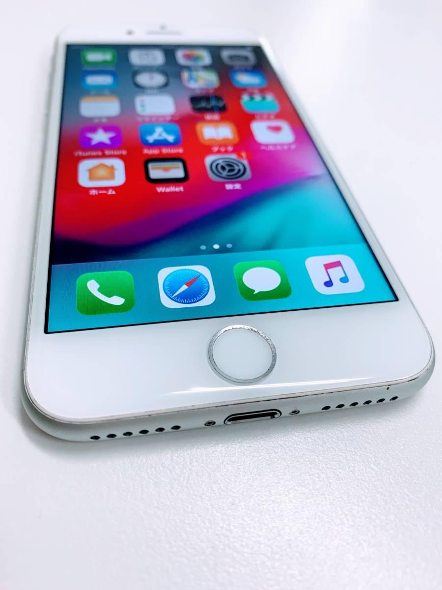 【1円出品/☆美品☆】Apple iPhone7 32GB シルバー SoftBank 判定:〇 ★バッテリー容量92%★(1402/12000)_画像2
