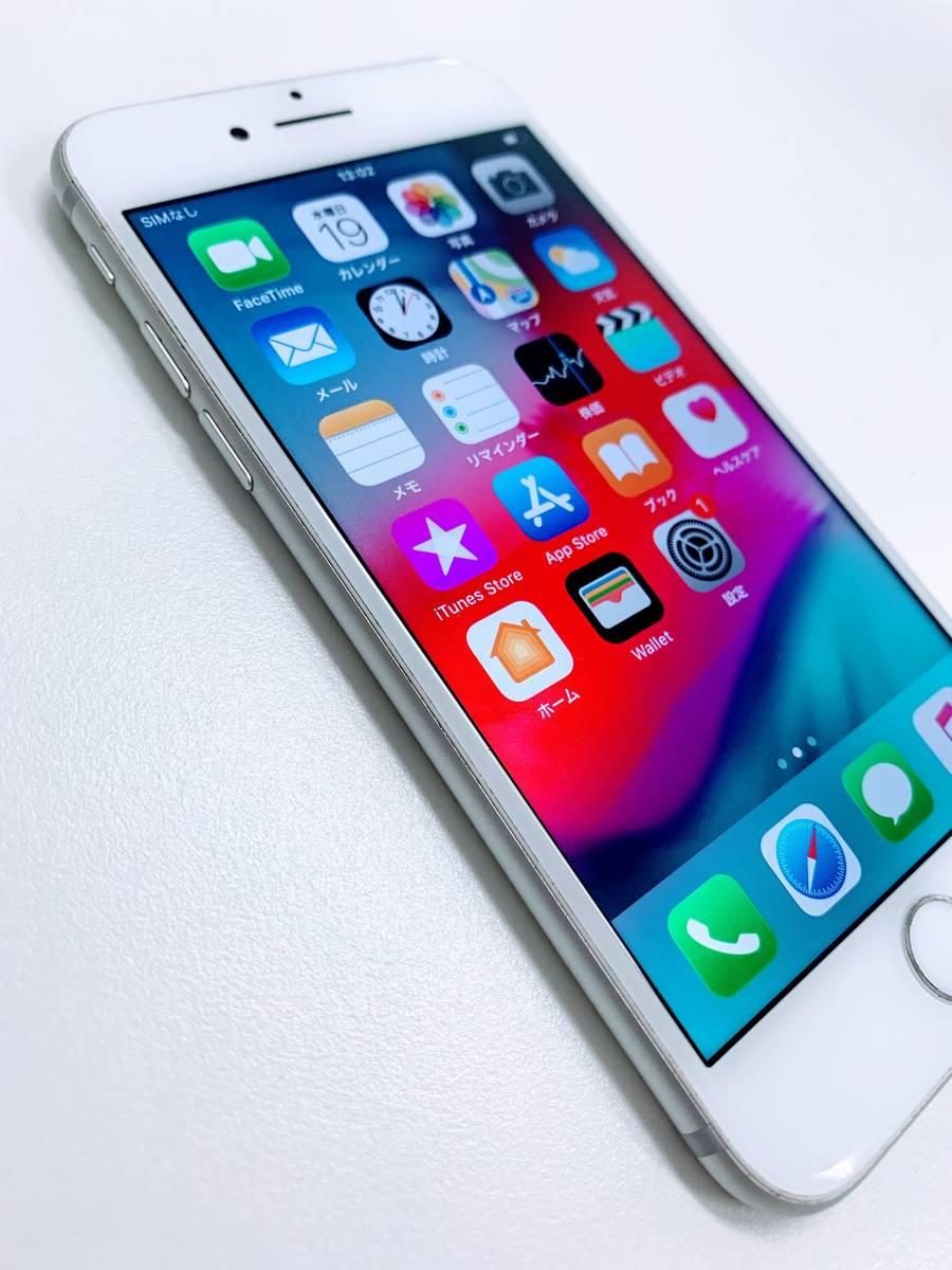 【1円出品/☆美品☆】Apple iPhone7 32GB シルバー SoftBank 判定:〇 ★バッテリー容量92%★(1402/12000)_画像4