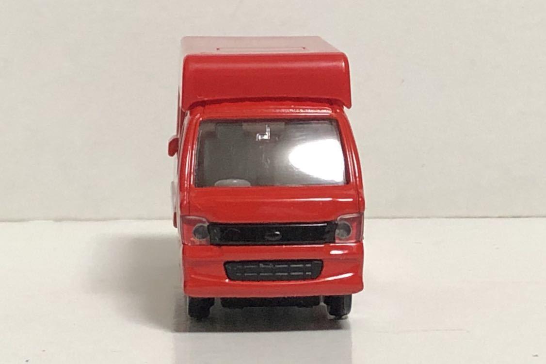 トミカ コカ・コーラ ドリンクカーセット4 スバル サンバー コカコーラ 移動販売車 軽トラ 軽トラック トラック TT1 TT2 絶版 コーラ cora_画像3