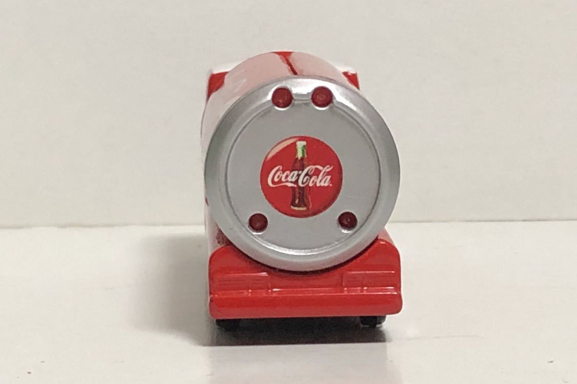 トミカ 37 コカ・コーラ イベントカー ウィング トラック コカコーラ 三菱ふそう 赤箱 絶版 廃盤 希少 細部彩色 細部塗装 レア MITSUBISHI_画像4