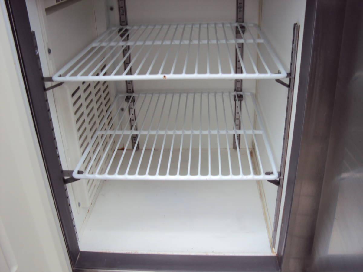 福島工業 フクシマ 業務用 冷凍冷蔵庫 コールドテーブル YRC-181PE 厨房機器 中古 _画像2