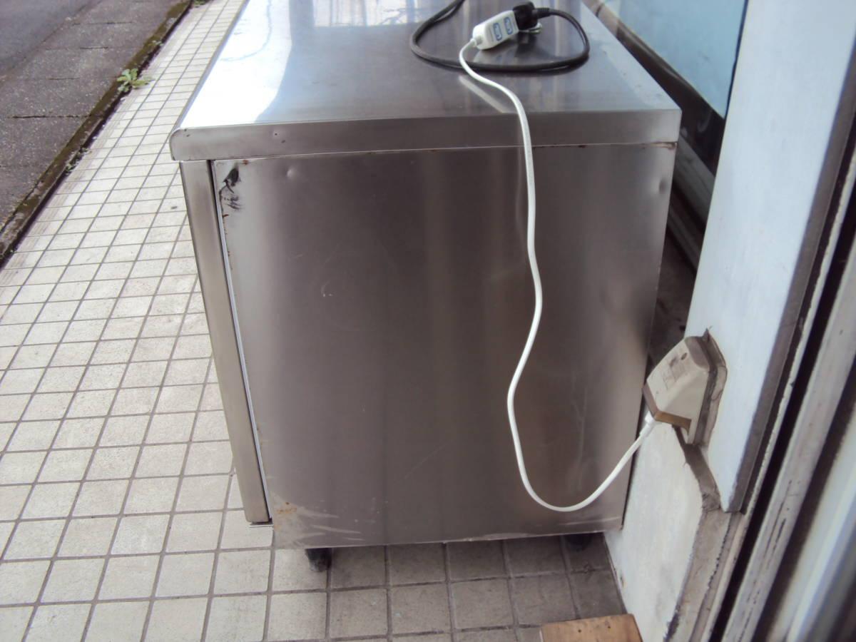 福島工業 フクシマ 業務用 冷凍冷蔵庫 コールドテーブル YRC-181PE 厨房機器 中古 _画像4