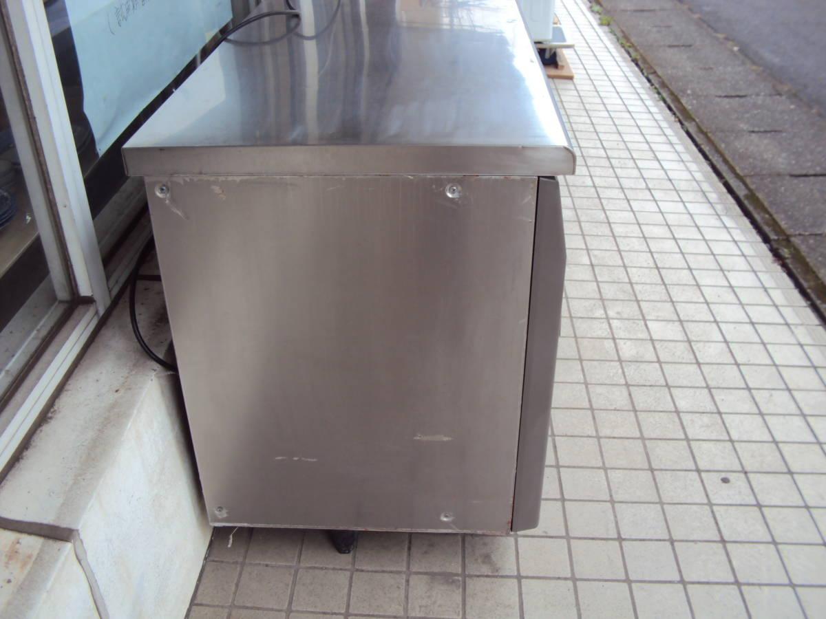 福島工業 フクシマ 業務用 冷凍冷蔵庫 コールドテーブル YRC-181PE 厨房機器 中古 _画像5