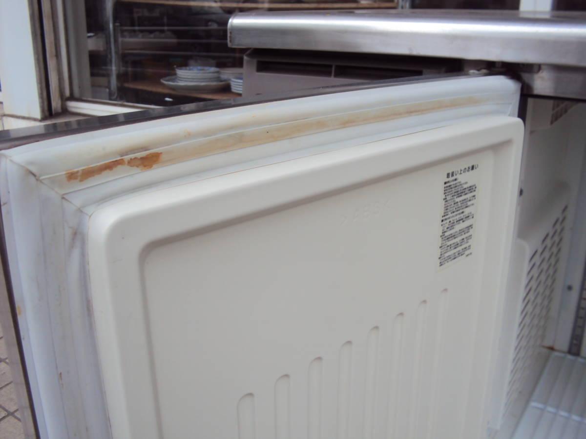 福島工業 フクシマ 業務用 冷凍冷蔵庫 コールドテーブル YRC-181PE 厨房機器 中古 _画像7