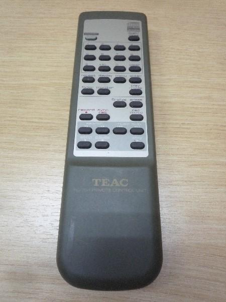 ティアック TEAC☆RW-800 CDレコーダー リモコン付き☆CD再生可 ほか未チェック ジャンク品_画像10