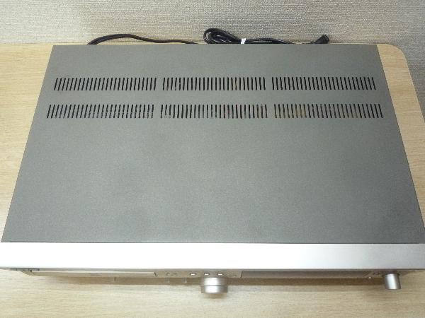 ティアック TEAC☆RW-800 CDレコーダー リモコン付き☆CD再生可 ほか未チェック ジャンク品_画像6
