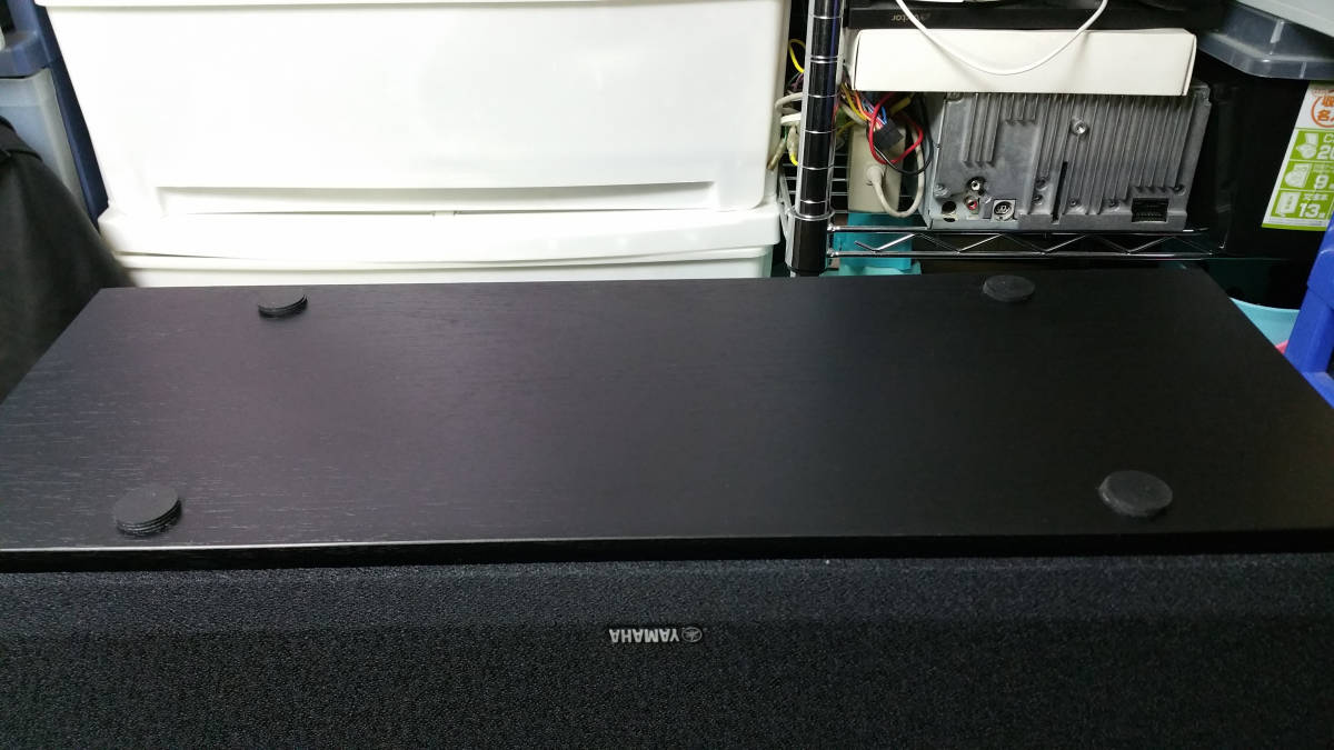 YAMAHA NS-PC350 センタースピーカー 美品 正常動作品 送料込み_画像7