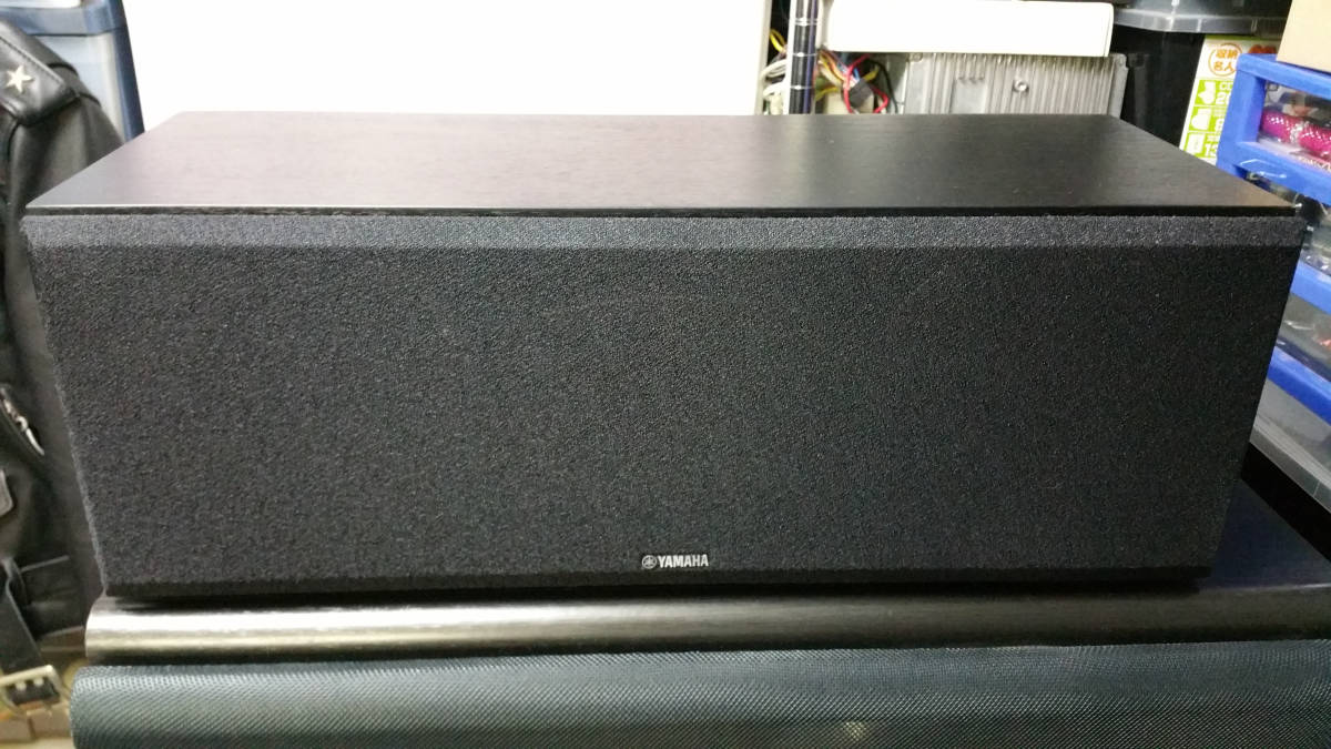 YAMAHA NS-PC350 センタースピーカー 美品 正常動作品 送料込み_画像1