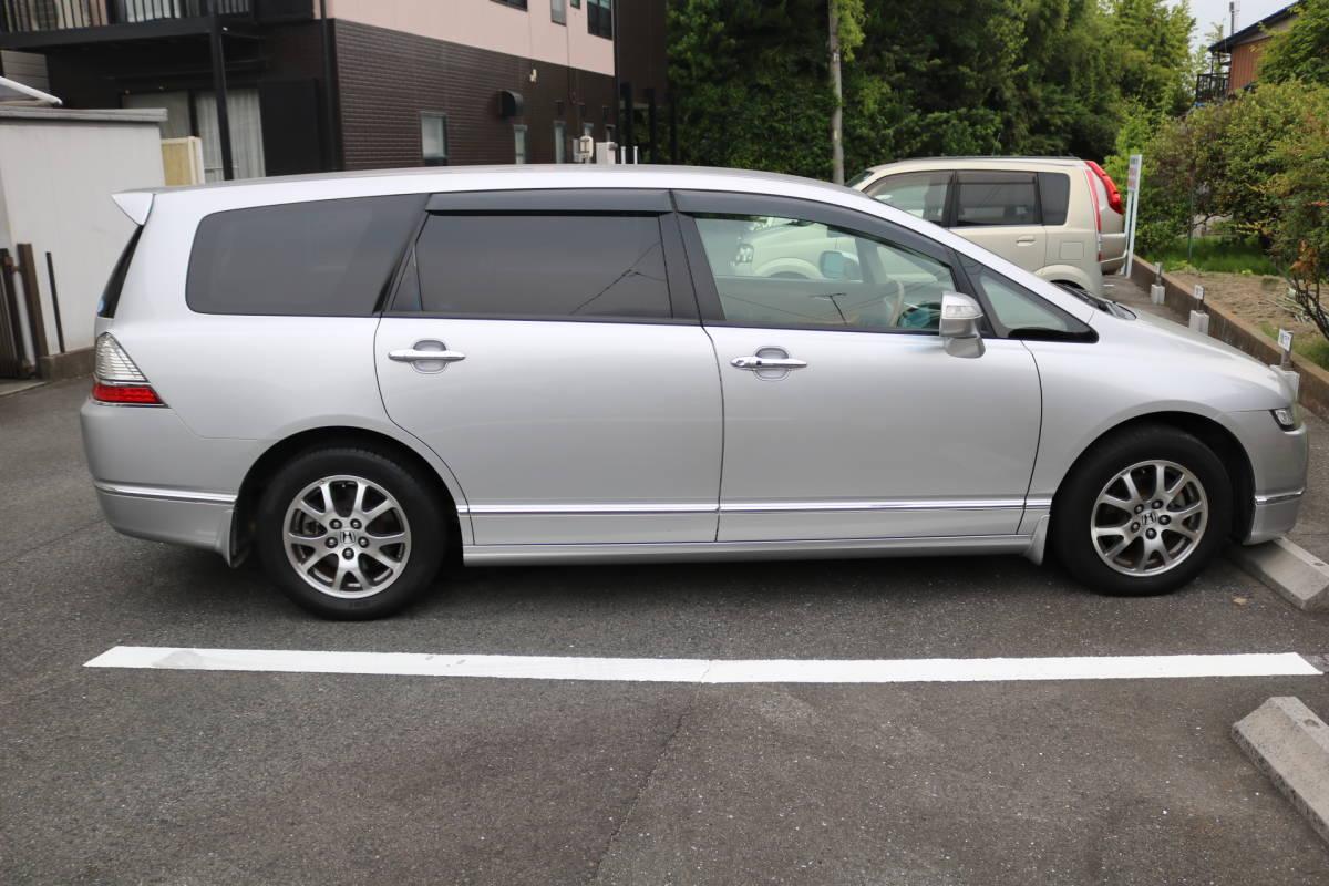 オデッセイ 後期 車検令和元年11月 HDDナビ ETC 修復歴なし_画像4