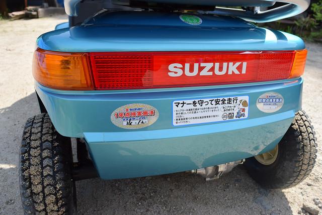 ◆◇直接引取大歓迎します!!! SUZUKI スズキ セニアカー タイプI ET4D6 電動車いす シニアカー 電動車 鳥取市発◇◆_画像7