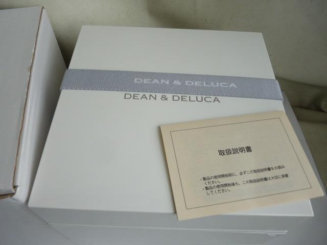 未使用◆DEAN & DELUCA の三段重 大 ホワイト_画像3