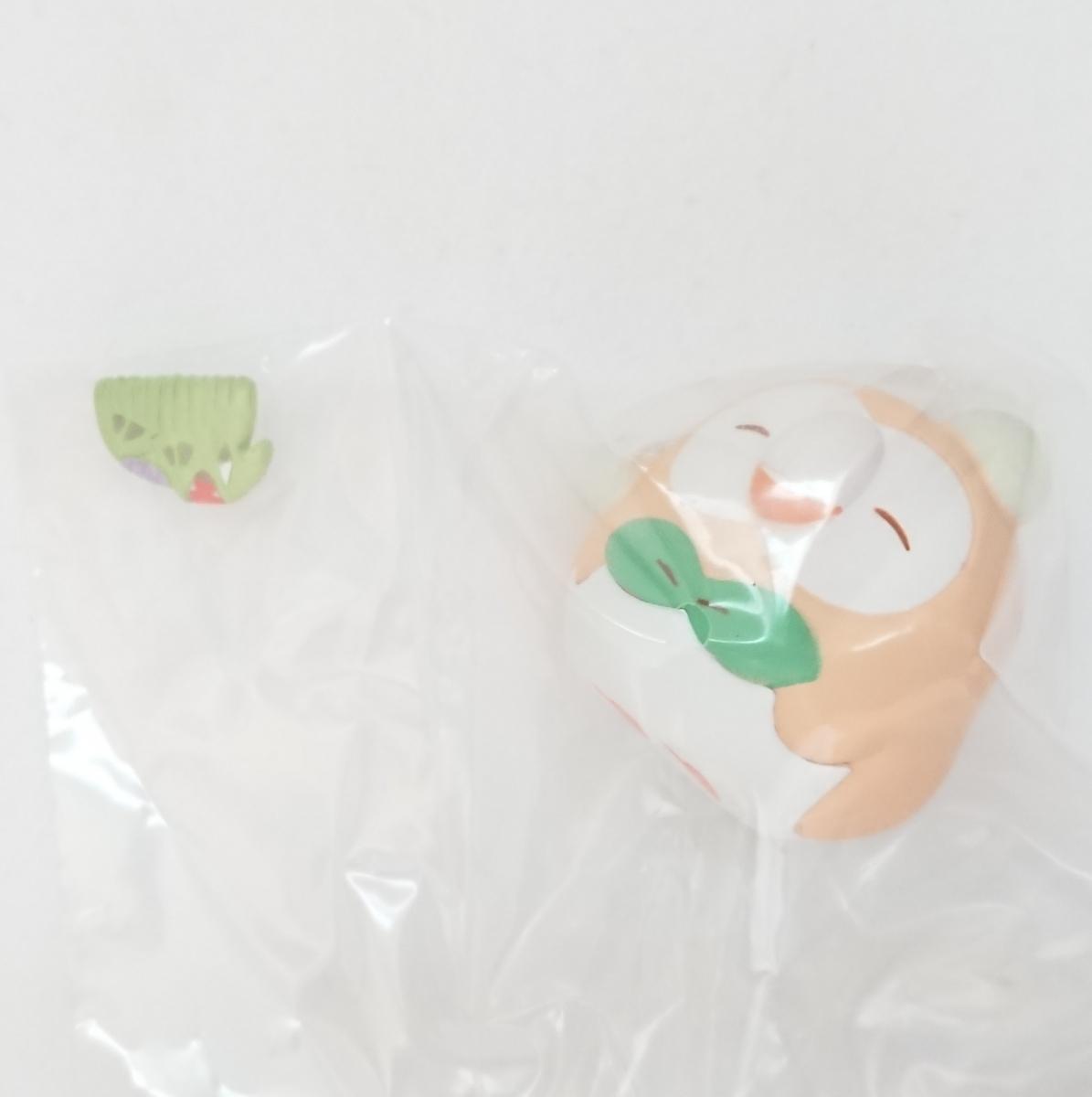 新品 ポケモンセンター フィギュアコレクション OTEIRE Please 4種類セット ガチャ お手入れ ピカチュウ ゲンガー モクロー エルフーン_画像5