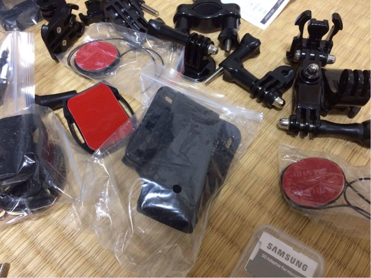 SJCAM SJ5000X ELITE バッテリー2個 スポーツカメラ アクションカム_画像6