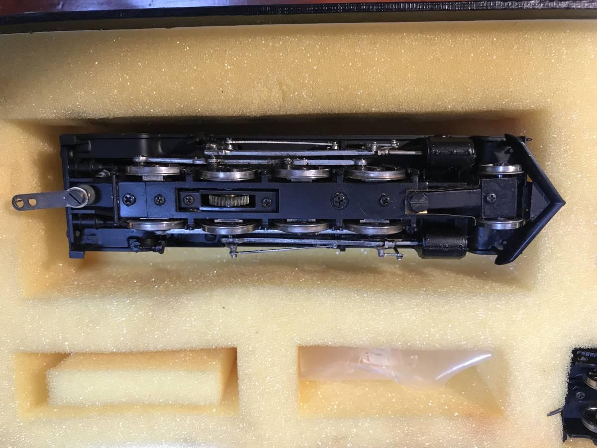 珊瑚 9600 キット組立 1/87 12mm (HOn3 1/2) 客車、貨車つき 9634 米坂線_画像6