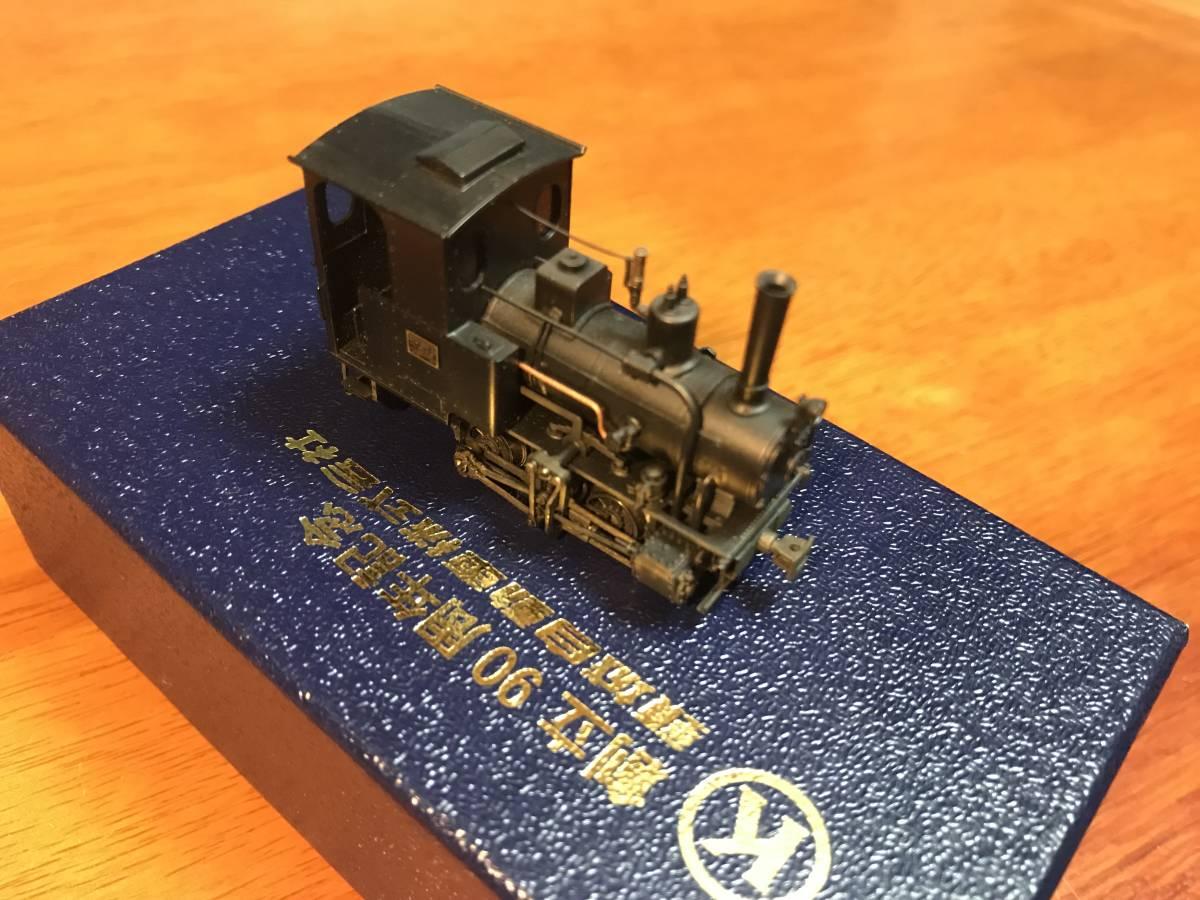IMON 頸城鉄道2号 1/87 9mm HOナロー(HOe)コッペル 完成品 モデルスイモン