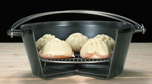 UNIFLAME ユニフレーム ダッチオーブン底上げネット12インチ 661710 日本製 ダッチオーブンネット ダッチオーブン底網_画像2