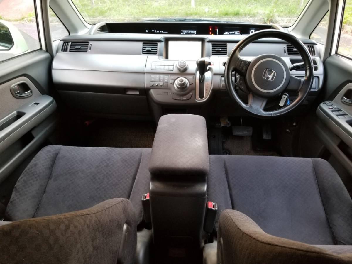 車内は全体的にとても綺麗です。