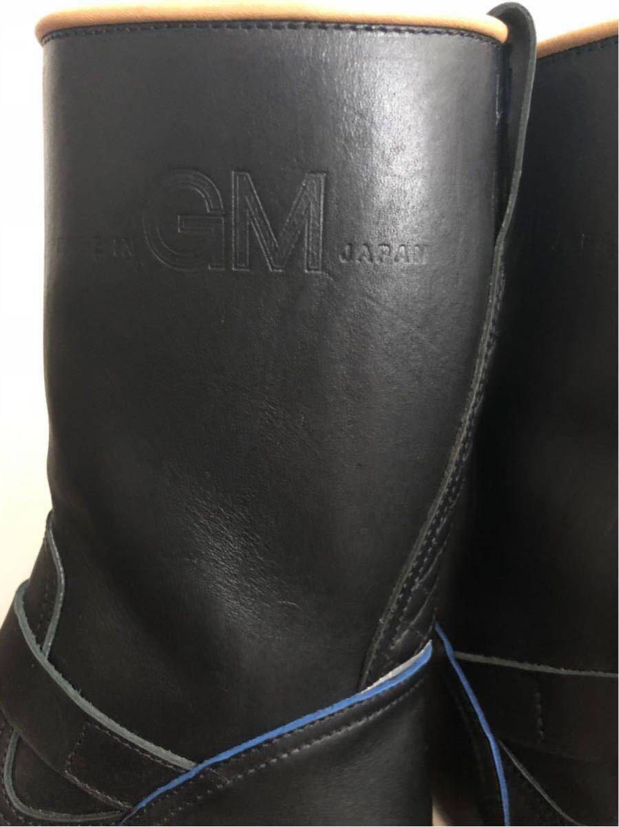 MADE IN GM JAPANエンジニアブーツp×i×b 新品未使用_画像3
