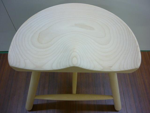 【美品】 デンマーク製 Warner Shoemaker Chair No.42 ワーナー社 シューメーカーチェア■スツール■ACTUS アクタス■BEECH SOAP_画像4