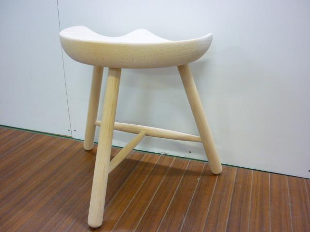 【美品】 デンマーク製 Warner Shoemaker Chair No.42 ワーナー社 シューメーカーチェア■スツール■ACTUS アクタス■BEECH SOAP_画像5