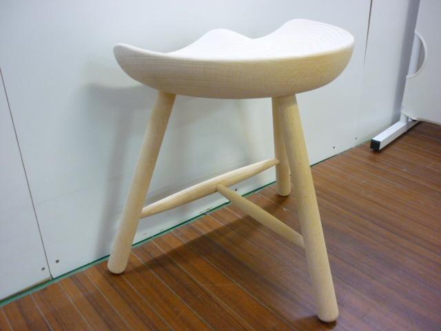 【美品】 デンマーク製 Warner Shoemaker Chair No.42 ワーナー社 シューメーカーチェア■スツール■ACTUS アクタス■BEECH SOAP_画像6