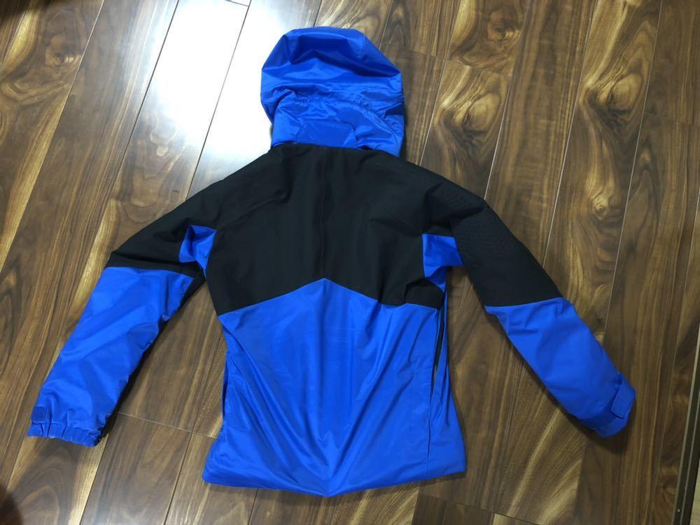 <2019> OGASAKA オガサカ DESCENTE デサント 上下 S/Mサイズ S.I.O JACKET /PANTS SIOジャケット パンツ スキーウェア 美良品_画像5