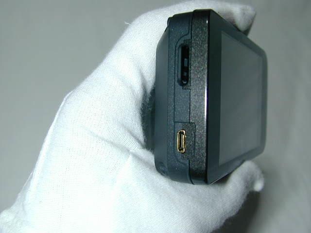 セルター ASSURA 無線LAN 3.7インチ液晶搭載 GPS一体型レーダー探知機 AR-181GAZ (中古品)_画像4