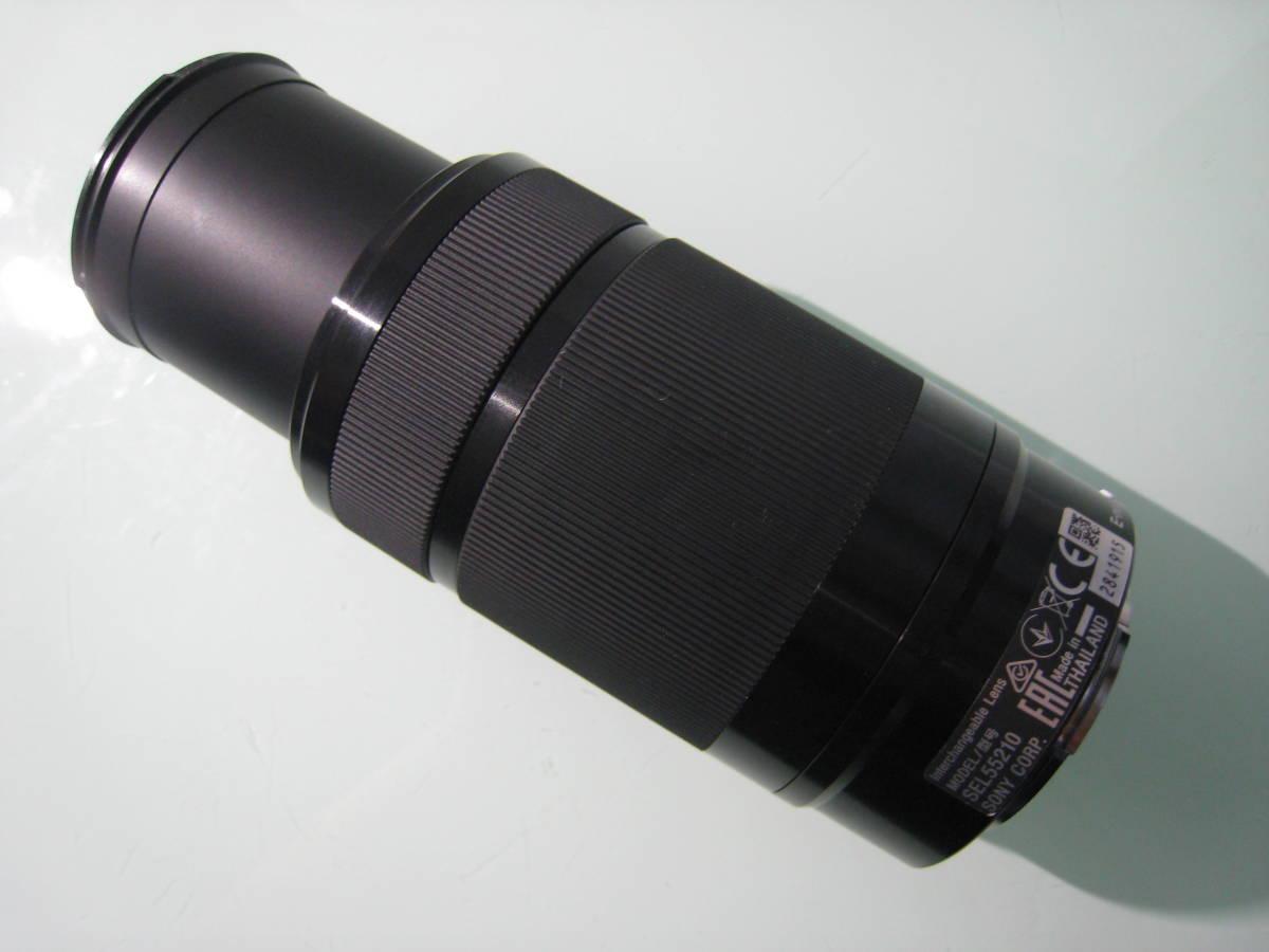 SONY E 55-210mm F4.5-6.3 OSS SEL55210 _画像2