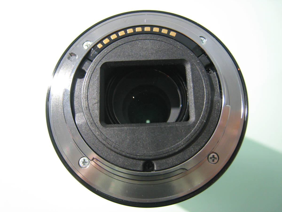 SONY E 55-210mm F4.5-6.3 OSS SEL55210 _画像5