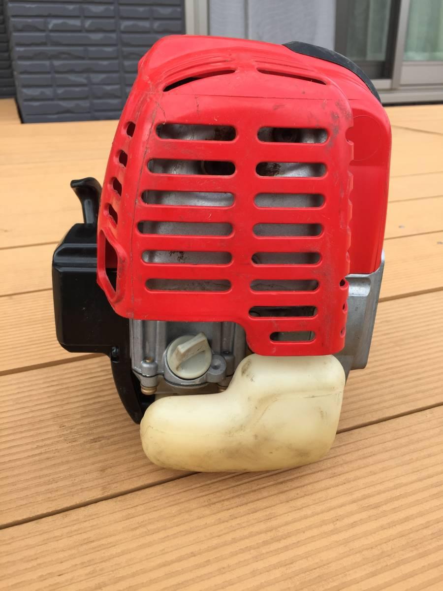①ジャンク 使用少 動作良好 ロビン ROBIN EH025 4サイクル 汎用ガソリンエンジン_画像4
