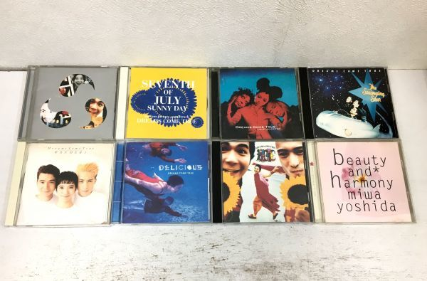 ドリームズ・カム・トゥルー 吉田美和 CDアルバム16枚セット DREAMS COME TRUE ドリカム _画像4