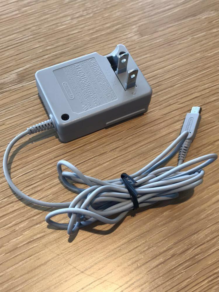 ニンテンドー3DS 本体 美品 動作確認済み 任天堂 Nintendo 充電器付き タッチペン付き 1円スタート 送料無料_画像3